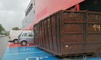 Kummalised arusaamad parkimisest Pärnu Port Arturi tegevjuhil