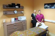 ELIL massaaž Eesti Liikumispuudega Inimeste Liidu rehabilitatsioonikeskuses