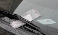Invaliidi parkimiskaardi omanik pettus topelttrahvis
